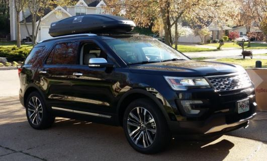 Thule Force Cargo Box Review 2017 Best Cargo Box