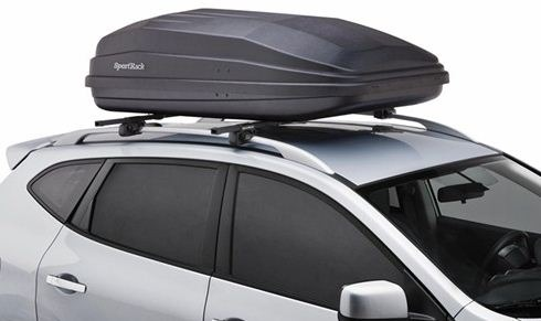 SportRack SR7018 Vista XL Rear Opening Cargo Box, 18-Cubic Feet, thule cargo box, yakima cargo box,cargo box reviews